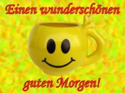whatsapp guten morgen