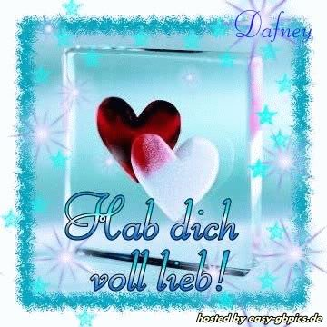 Ich hab Dich lieb GB Pics, GB Bilder & 9619 Whatsapp Bilder