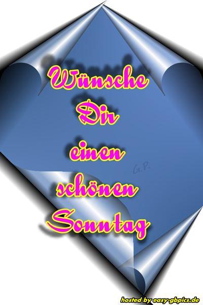 Sonntag Whatapp Bilder