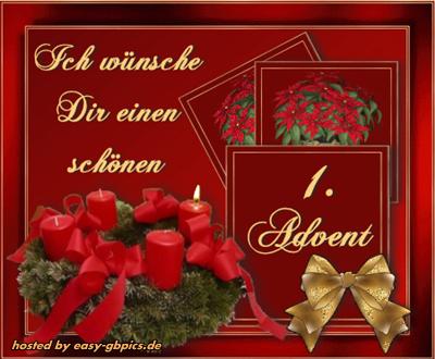 Gb Bilder Zum 1 Advent