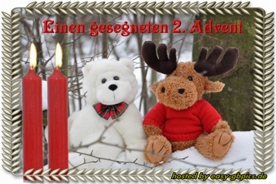 2 Advent Gb Pics Gb Bilder 14865 Jappy Bilder