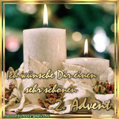 2 Advent Gb Pics Gb Bilder 14868 Jappy Bilder