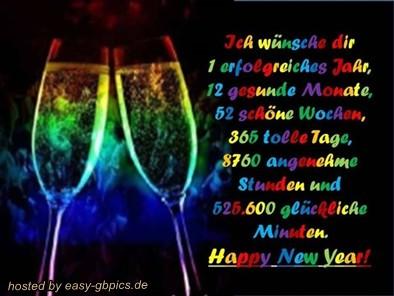 Neujahr Whatsapp