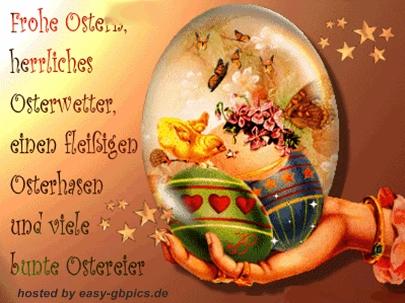 Ostern - Ostergrüße Whatapp Bilder