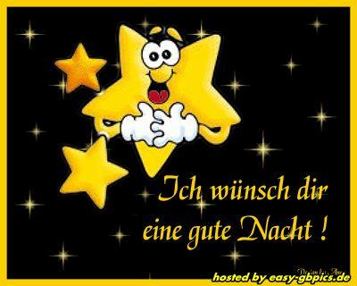 Whatsapp gute nacht für Gute nacht