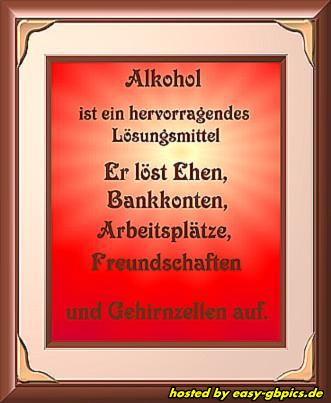 GB-Bild: Alkohol & Party
