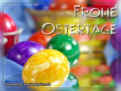 Frohe Ostertage GB Pic